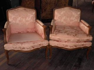 30a Pair Of Country French