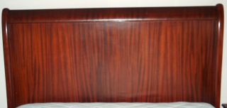 1880s - 1890 ' S Victorian Mahogany Waterfall Bedroom Set - 3 Pc - photo