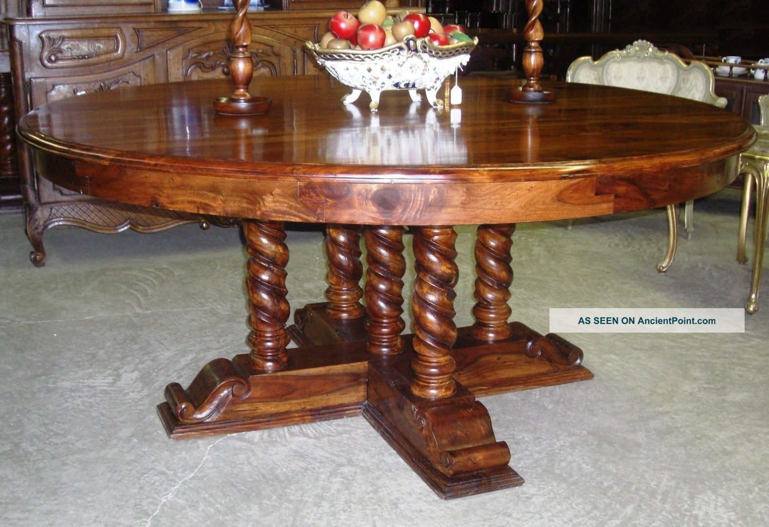 French Country Round Dining Table 1576 X 1079 269 Kb Jpeg