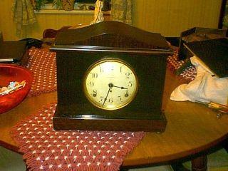 Seth Thomas Mantle Clock photo