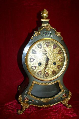 Italian Boulle Clock photo