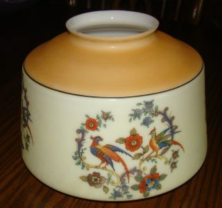 Vintage Art Nouveau Lamp Shade photo