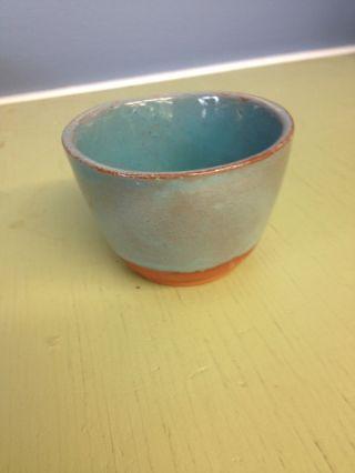 Hazel Johnson Hannell Pottery Ceramic Miniature