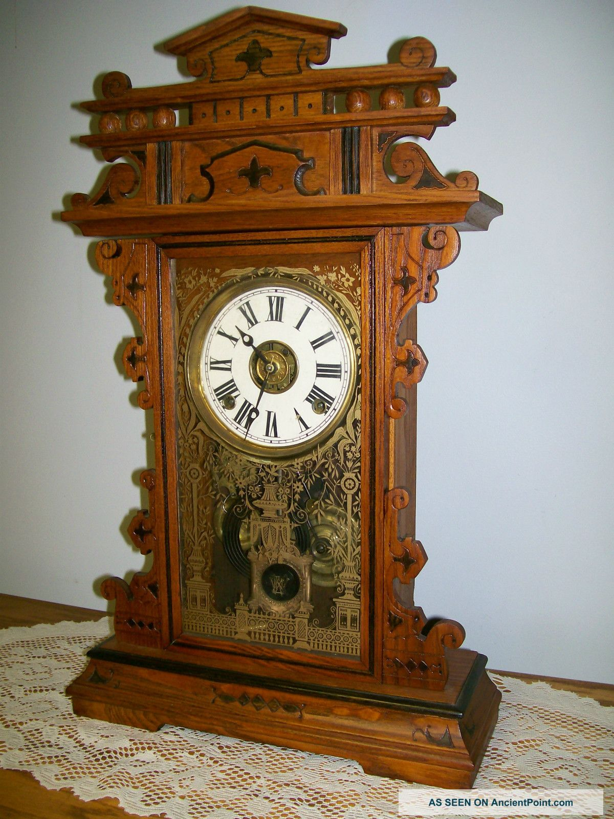 Antique Clock Trademarks Related Keywords Suggestions