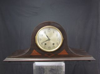 Vintage Or Antique Seth Thomas Tambour Mantle Clock 120 Movement photo