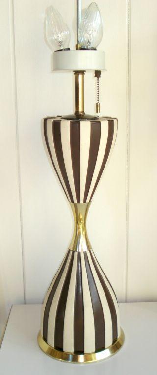 Rare Vintage Lightolier 8972 Thurston Eames Era