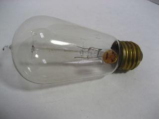 Neat Antique Buckeye Mazda Glass Lightbulb photo