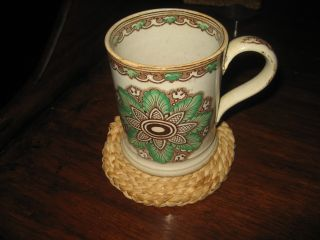 Antique Transferware Mug Bw & Co photo