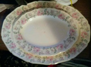 Antique Platters By Canonsburg