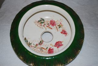 Hand Painted Porcelain Chamber Pot photo