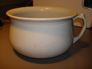 Antique Chamber Pot Wilkinson Ironstone photo