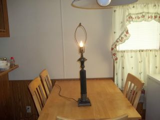 Antique Lamp One Of A Kind U.  S.  White House Lamp photo