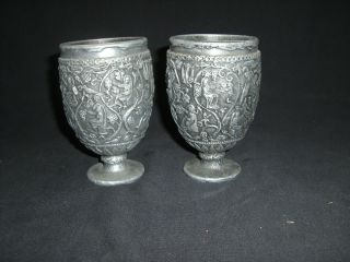 Antique Footed Goblets photo