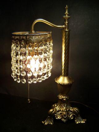 Antique Art Deco Table Or Desk Lamp,  1920 ' S.  Gorgeous,  Look photo