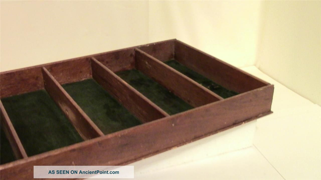 Wooden box for flatware afreakatheart for Box for flatware storage