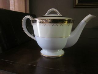 Noritake Teapot 666 photo