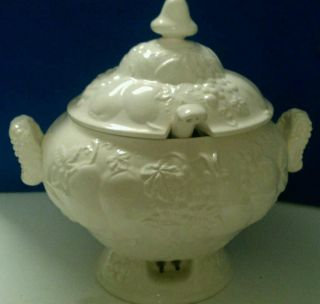 Vintage Electric Tureen Complete Set photo