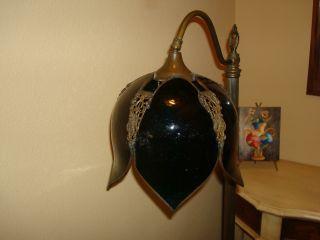 Lamp Victorian Style photo