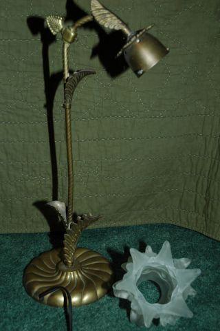 Tulip Desk Lamp 1970 ' S photo
