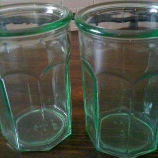 Vintage Anchor Hocking Vaseline? Jars photo