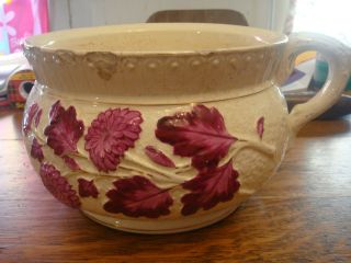 Antique Chamber Pot photo