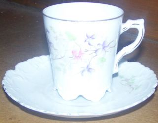 Over 100 Years Old Cup And Saucer,  Kaestner,  Germany photo