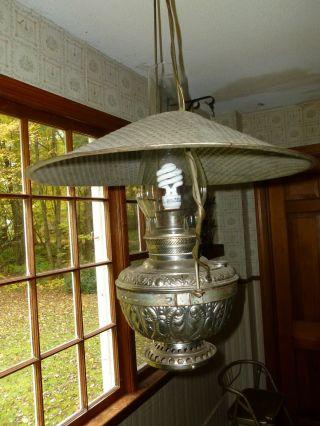 Hanging Juno Lamp photo