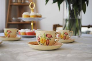50 ' S Tea Set photo