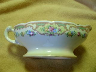 Badly Bruised Old Porcelain Creamer photo