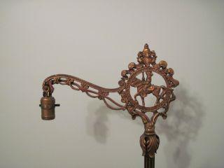 Spectacular Designer Piece - Antique Floor Lamp photo
