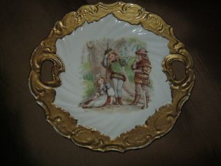 Antique Plate Frances Brundage Illustration 9