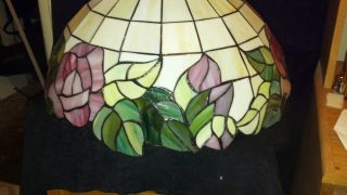 Authentic Tiffany Hanging Lamp photo