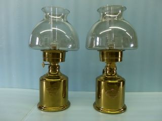 Harnisch Oil Table Lamp photo