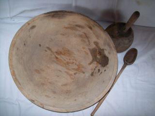 Antique/primative Wood Large 16