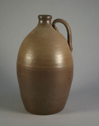 Middle Tennessee Pottery Jug 19th Century & Form photo