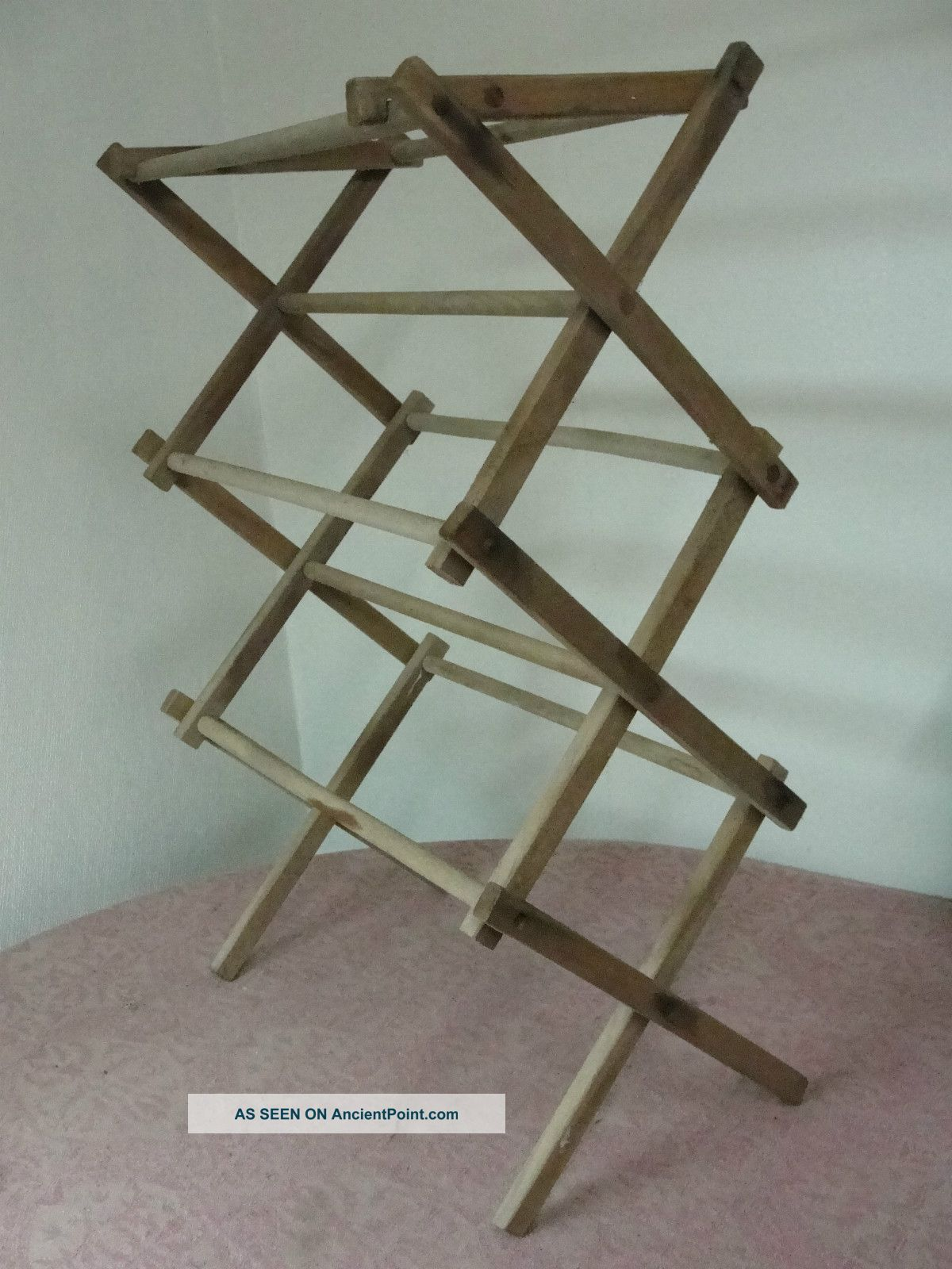 Tyual Woodworking Plans Clothes Drying Rack