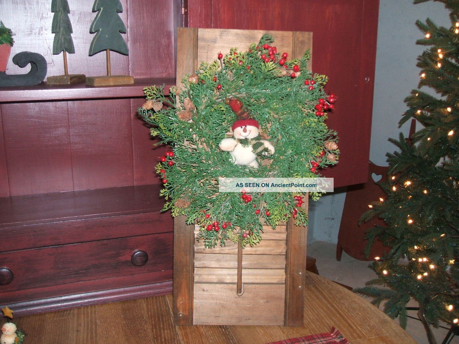 Country Primitive Wood Christmas Decor 1600 x 1200 · 384 kB · jpeg