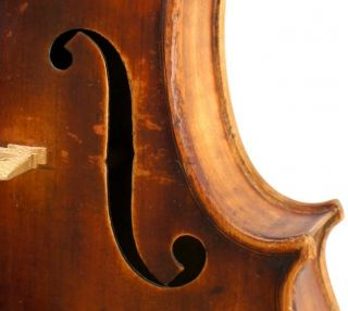 Excellent Antique Boston School Violin - Quality Tone photo