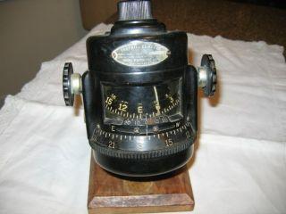 Sherrill Compass Aeg 1 Circa Wwll photo