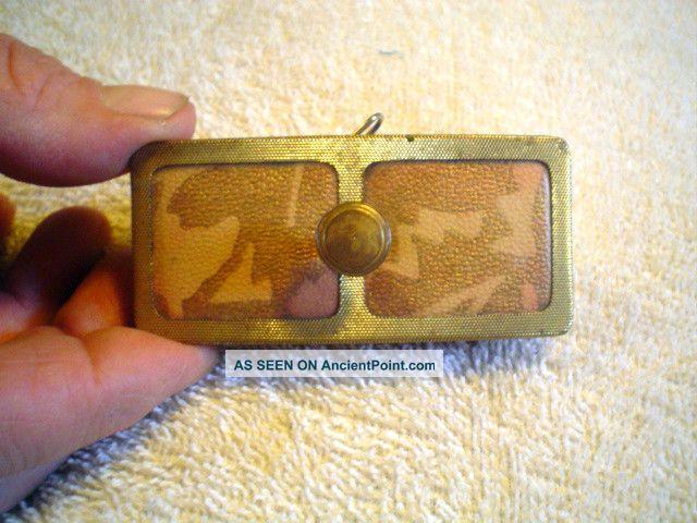 Figural Tape Measure Ink Blotter Tools, Scissors & Measures photo