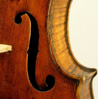 Excellent Very Old Antique 18th Century Violin - photo
