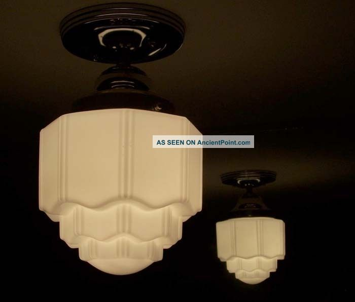 S Wedding Cake Vintage Ceiling Light Lamp Fixture Kitchen - Retro kitchen ceiling lights