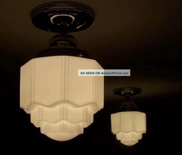 S Wedding Cake Vintage Ceiling Light Lamp Fixture Kitchen - Retro kitchen ceiling lights