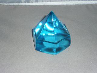 Ship ' S Deck Prism Small Light Blue Prism photo