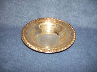Wm Rogers (candy Or Nut Dish) 848 photo