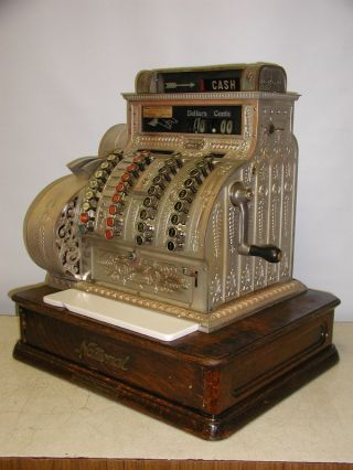 Ncr National Cash Register 1910 photo