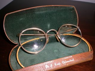 Marshwood Style 12k Gold