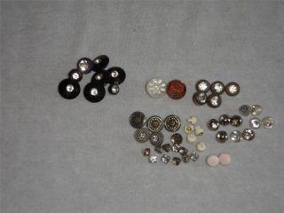 48 Vintage Buttons photo