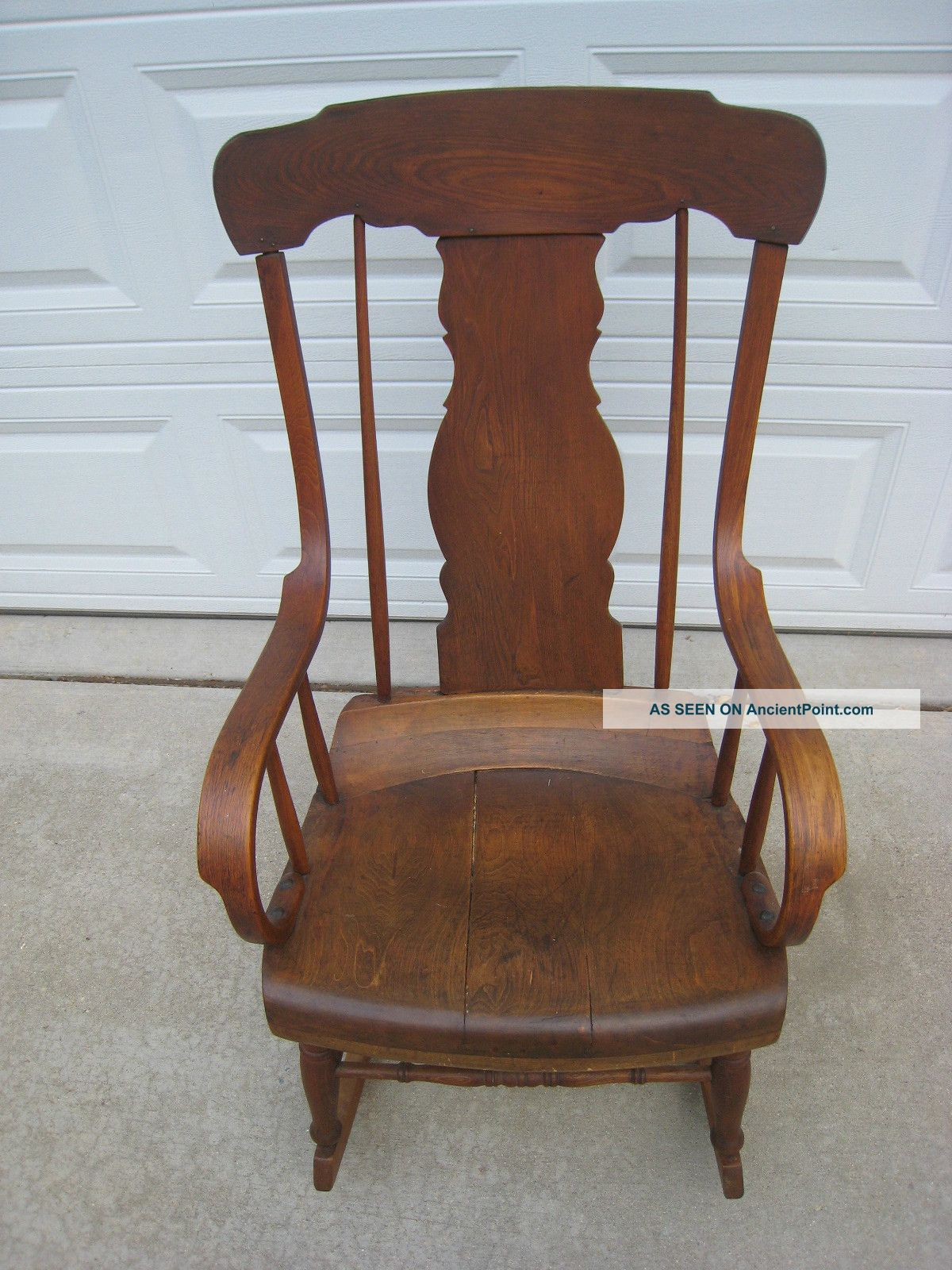 1800s Antique Rocking Chairs Pictures To Pin On Pinterest