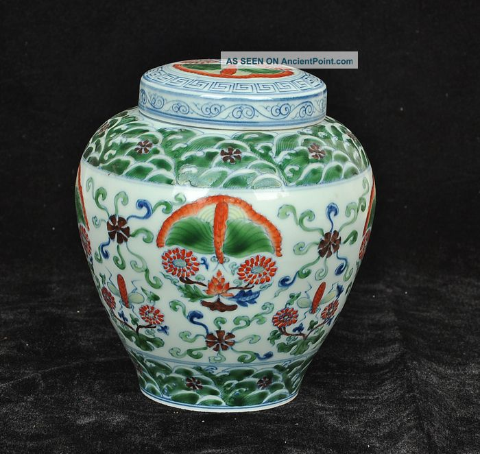 19th Century Porcelain Small Tank Other photo